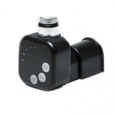 ТЭН Zehnder HEC 600 Вт со скрытым подключением черный