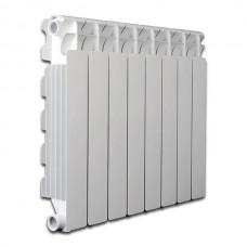 Алюминиевый радиатор Fondital EXTRATHERMSERIR SUPER B4 500/100 8 секций (46207)